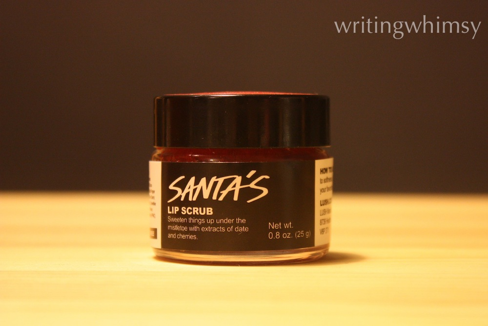 Lush Santa Baby Lip Tint Review