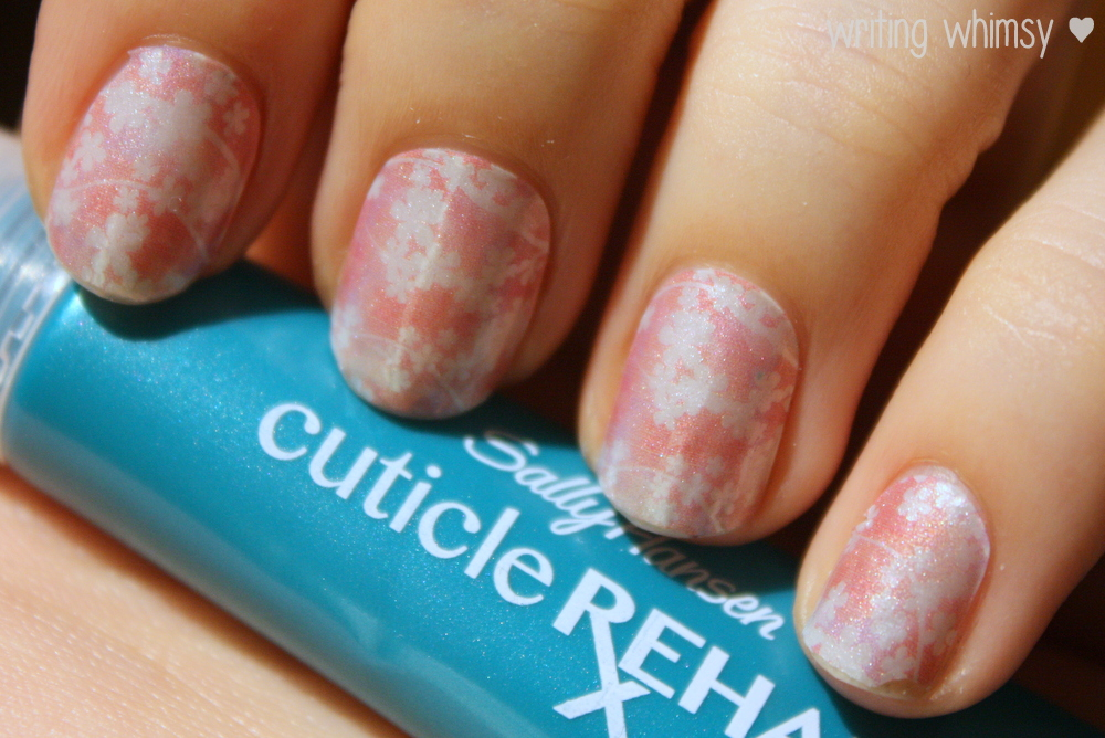 Sally Hansen Cuticle Oil Review Sally Hansen Cuticle Rehab 3