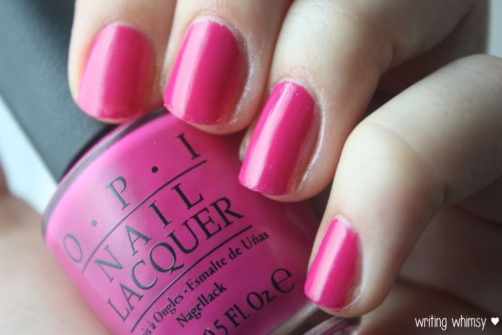 Opi Girls Love Ponies OPI Ford Mustang: Quee...