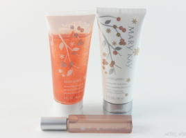 Mary Kay Winter Wishes Gift Set & Fragrance Wand