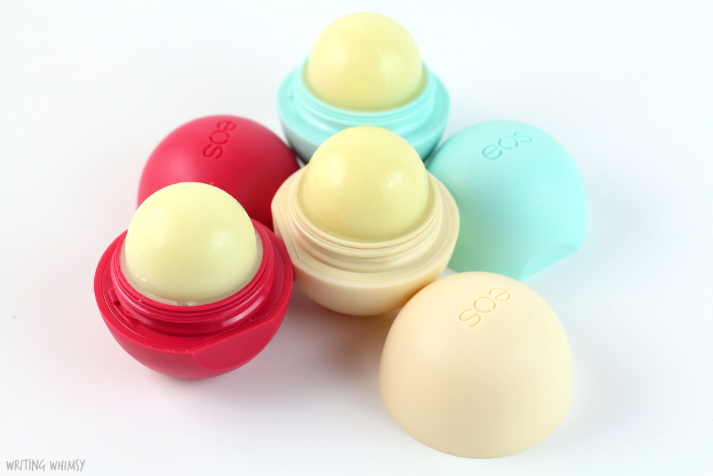 eos Holiday 2015 Limited Edition Decorative Lip Balm Collection ...
