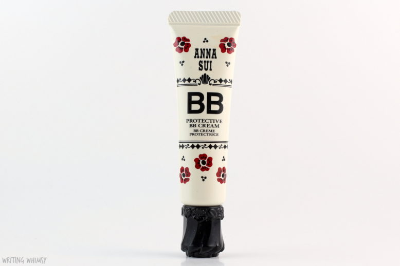 Anna Sui Protective BB Cream in Light Beige Review + Swatches