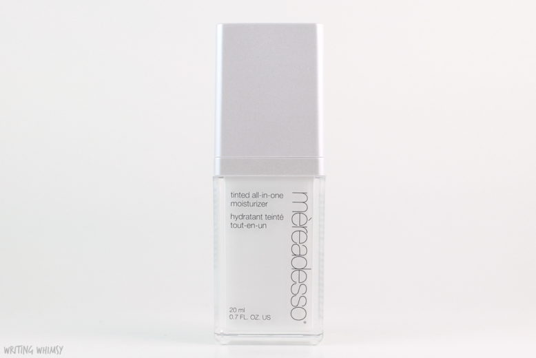 Mereadesso Tinted All-in-One Moisturizer in Light Review + Swatches 3