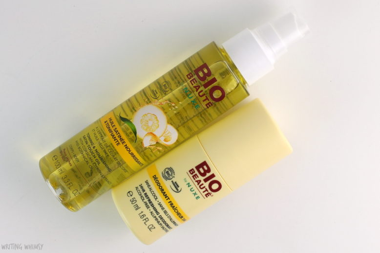 BIO-BEAUTÉ by NUXE Satin-Touch Oil & 24 HR Refreshing Deodorant Reviews 2