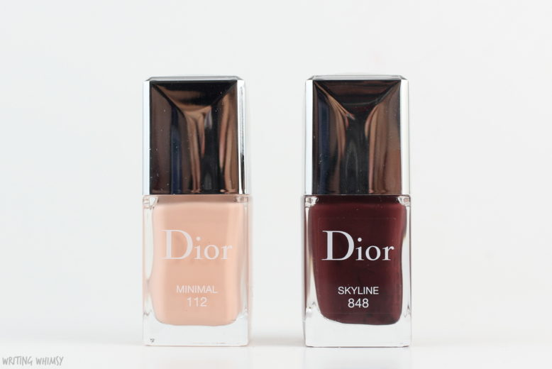 Dior Fall 2016 Skyline Collection Dior Vernis in Minimal and Skyline