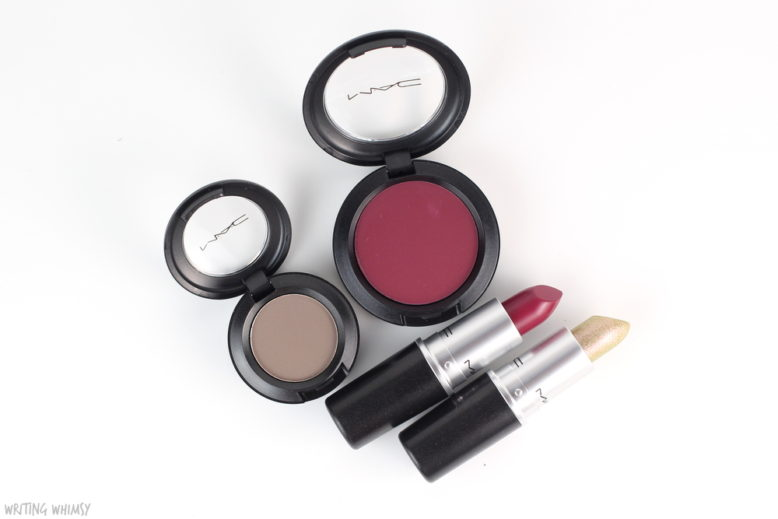 MAC It's a Strike Collection Swatches