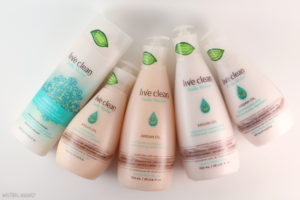 New GIANT Live Clean Exotic Nectar Products + Giveaway!