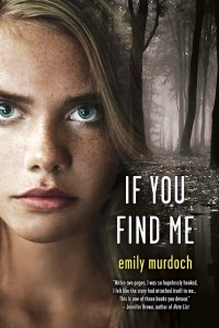if you find me book cover