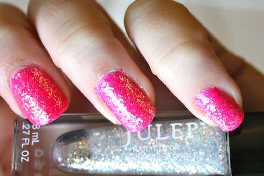julep polish swatch camille 2