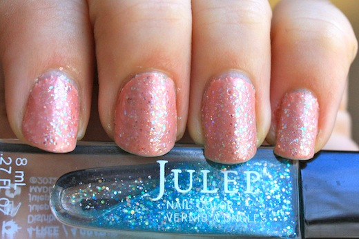 julep polish swatch portia 2