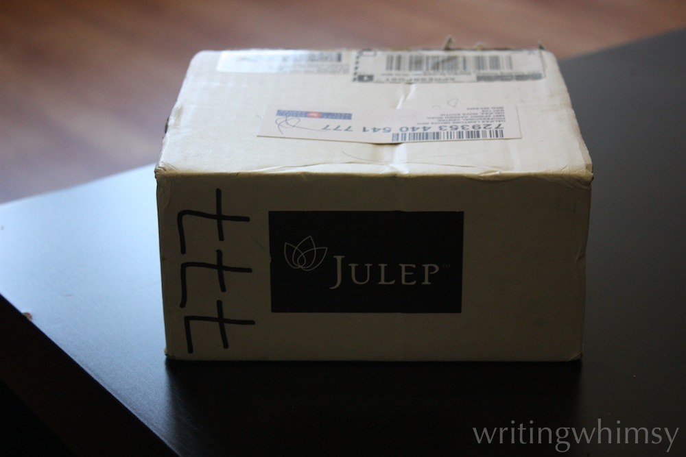 julep sea salt mystery box