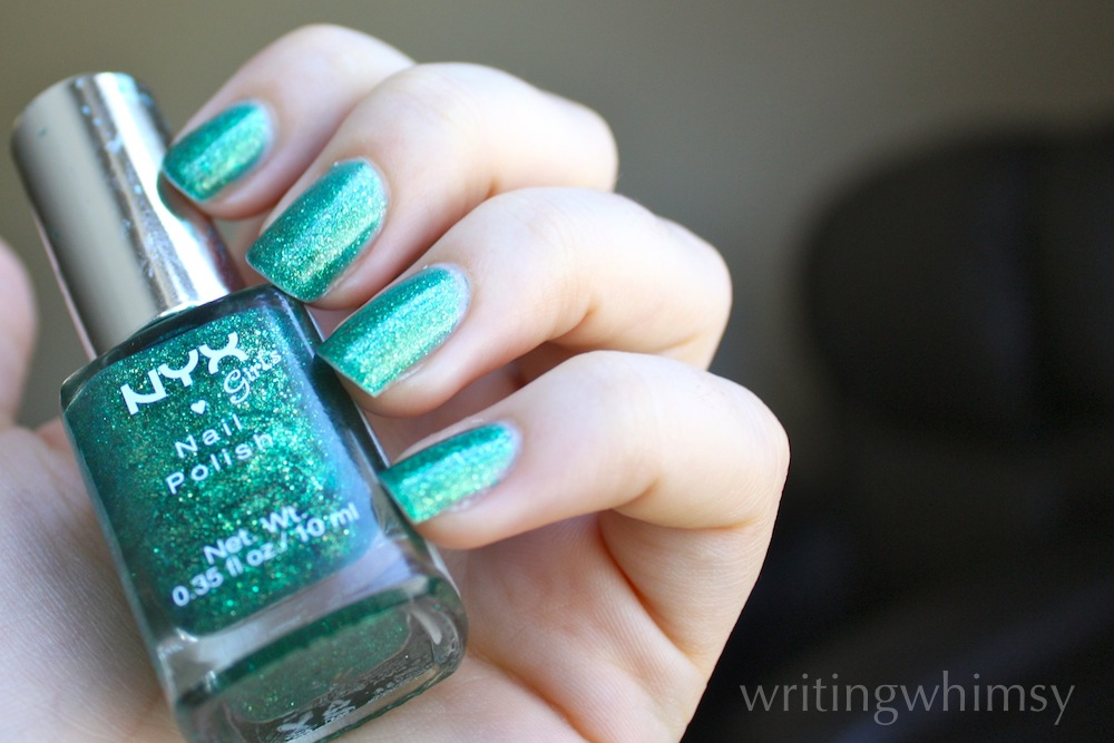 nyx girls emerald forest 2