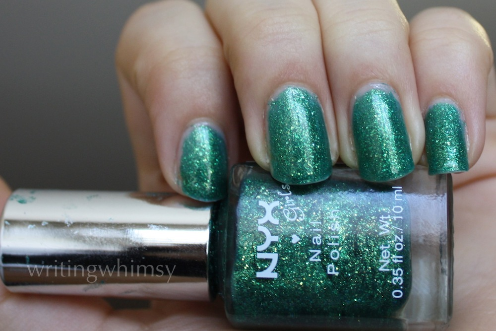 nyx girls emerald forest 3