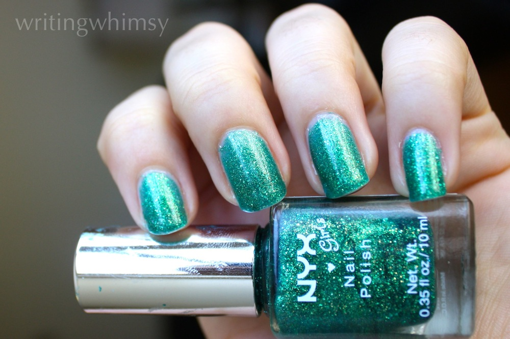 nyx girls emerald forest