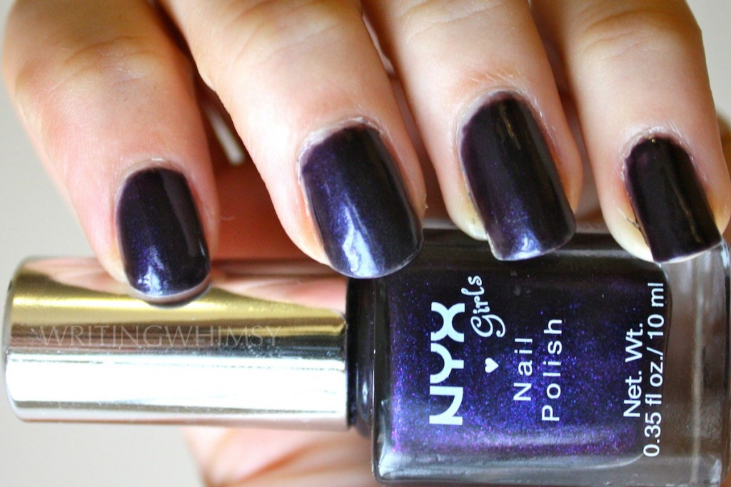 nyx girls purple ink 1
