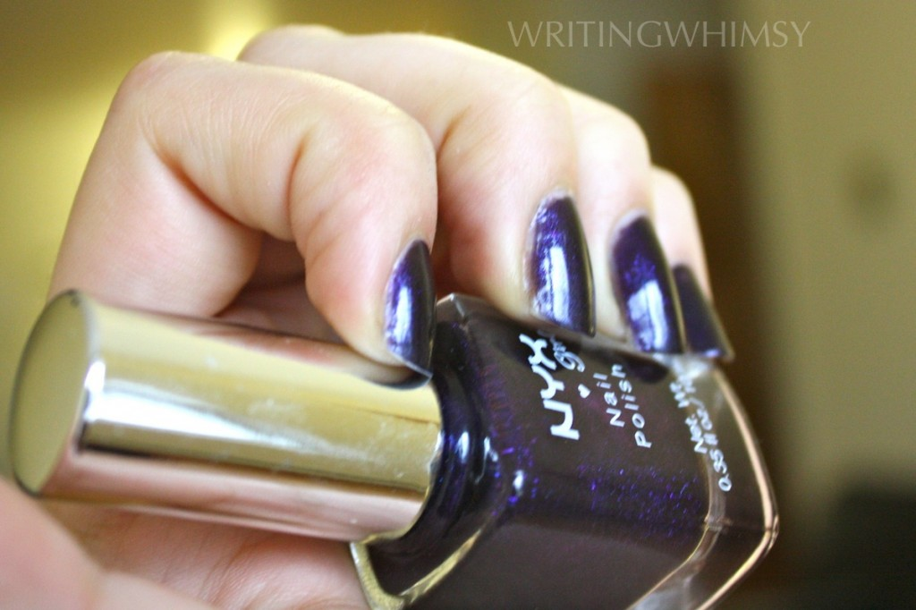 nyx girls purple ink 3