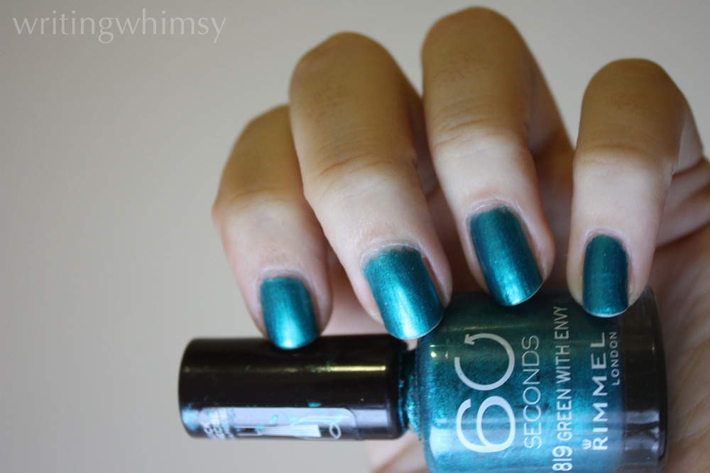 rimmel green with envy