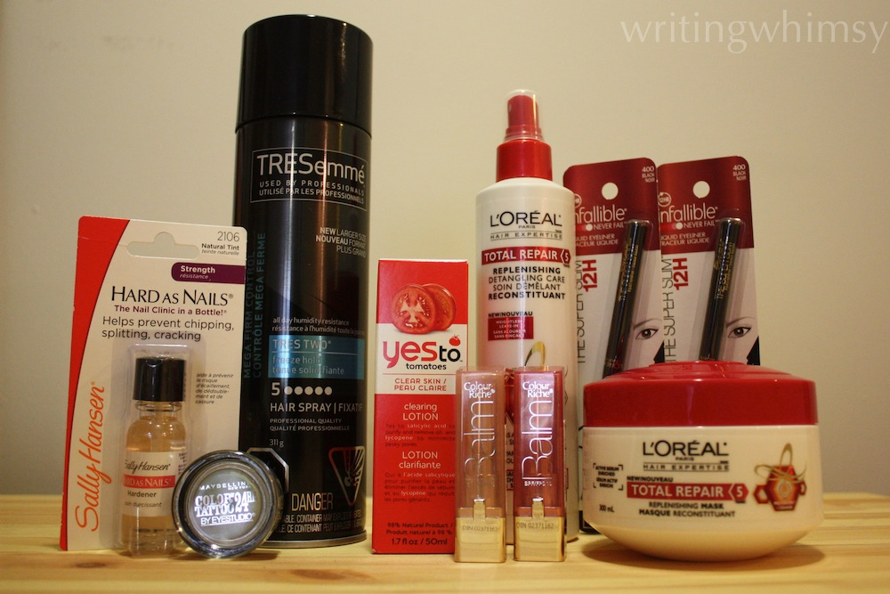 shoppers drugmart haul