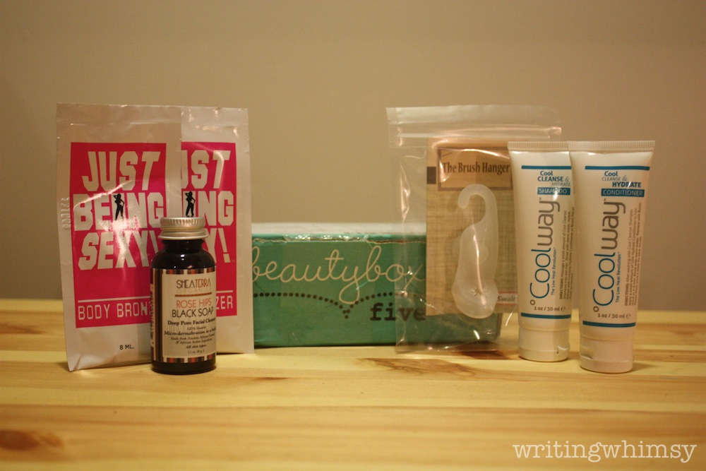 beauty box 5 june 4