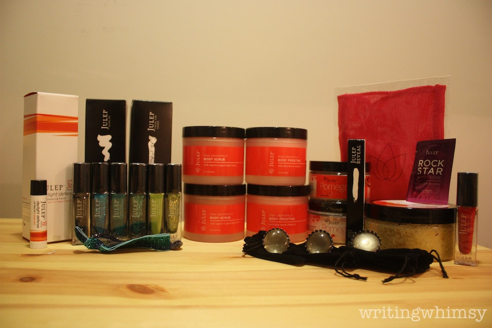 julep warehouse sale 2