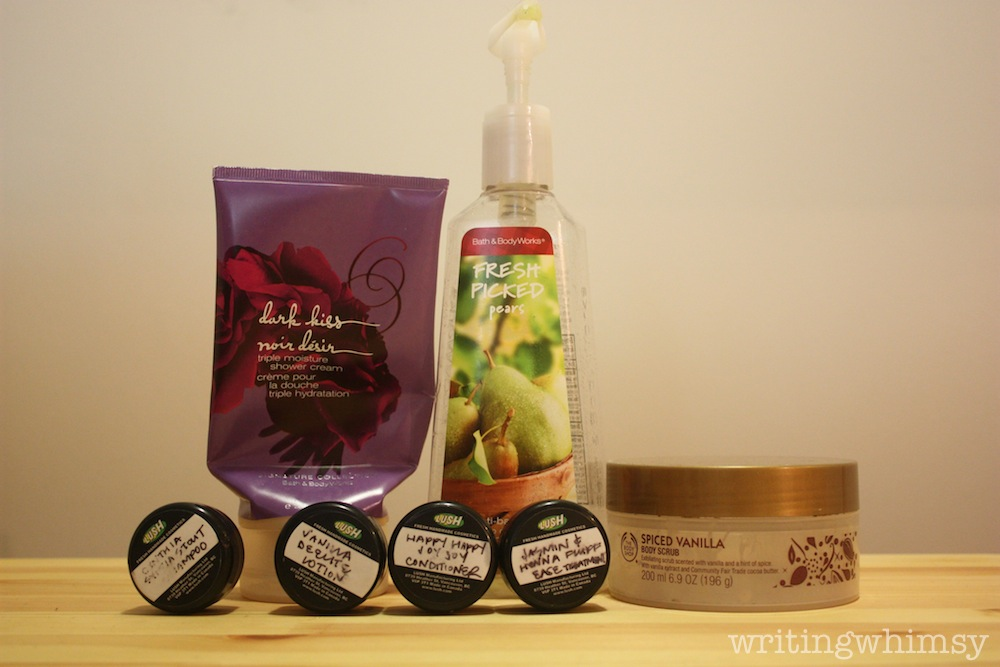 june empties 2