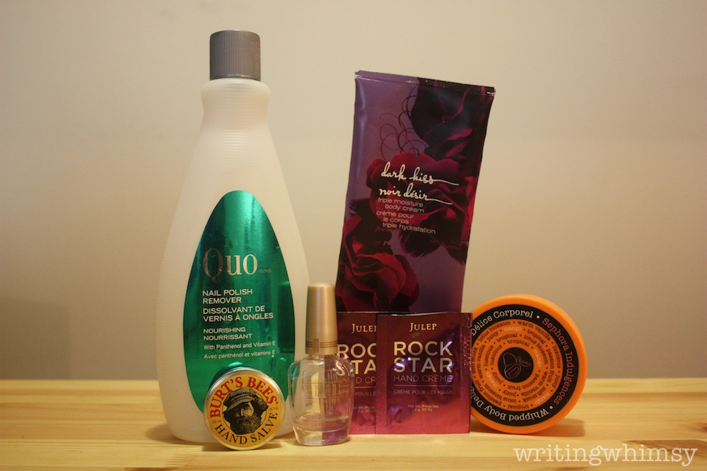 june empties 3
