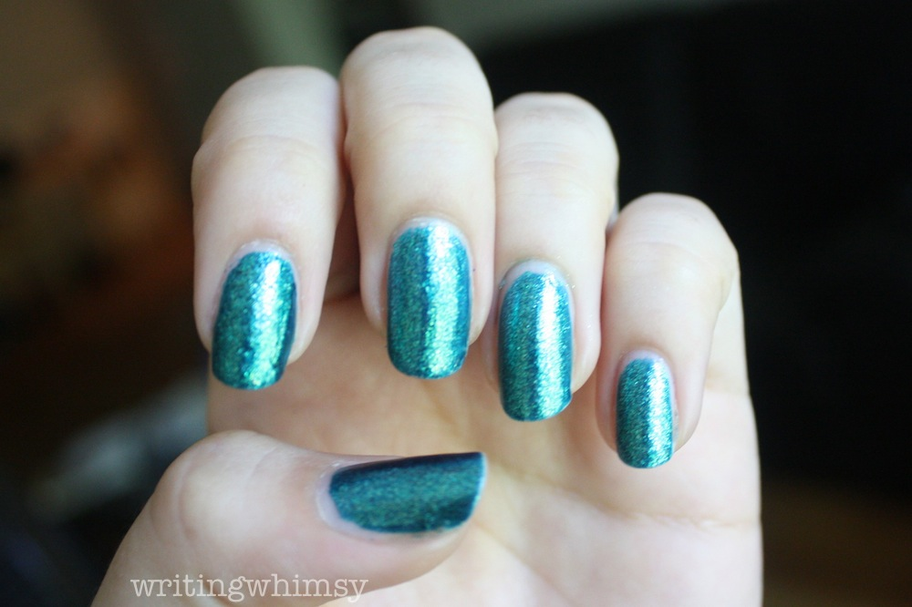 Quo by Orly Turquoise Moonlight 5