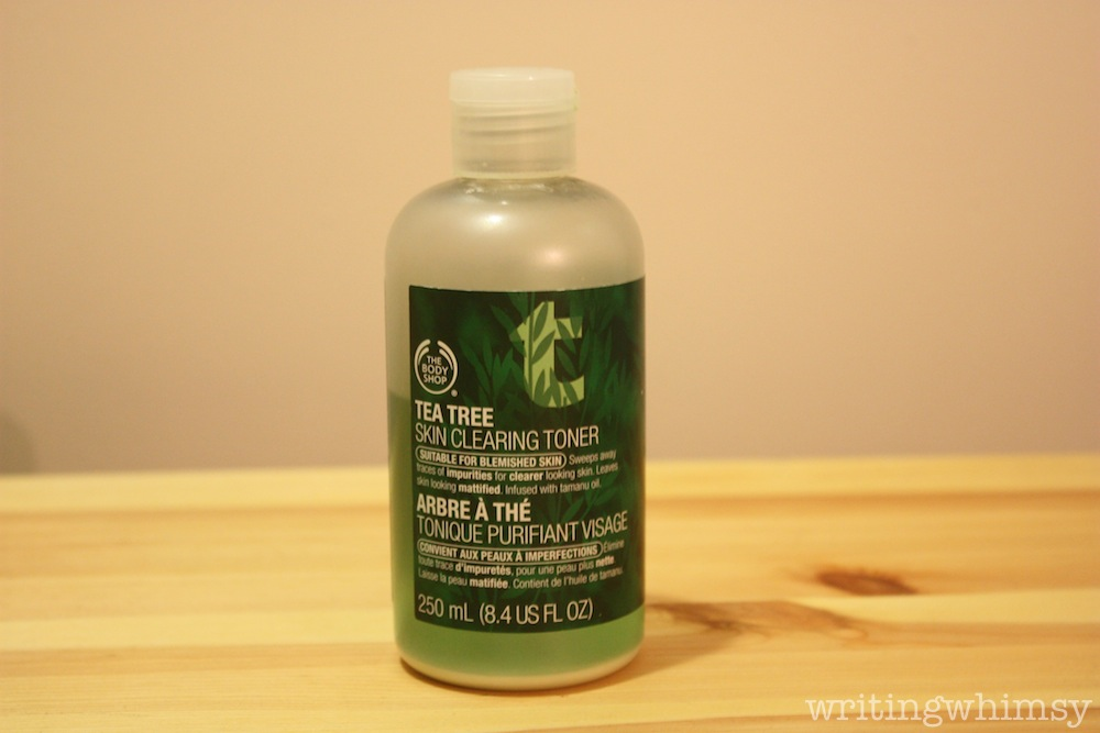 The Body Shop Tea Tree Toner 1