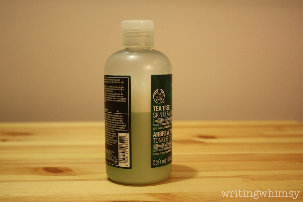 The Body Shop Tea Tree Toner  3