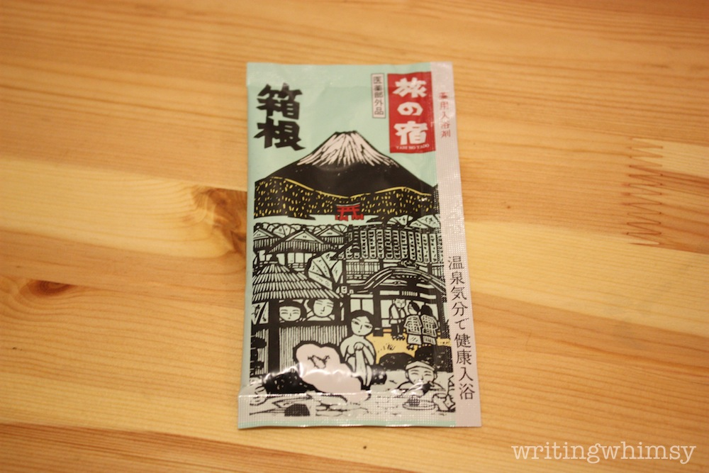 The Spa of Hakone Bath Salts