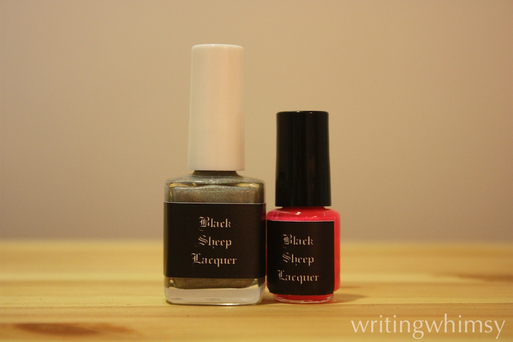 black sheep lacquer 2