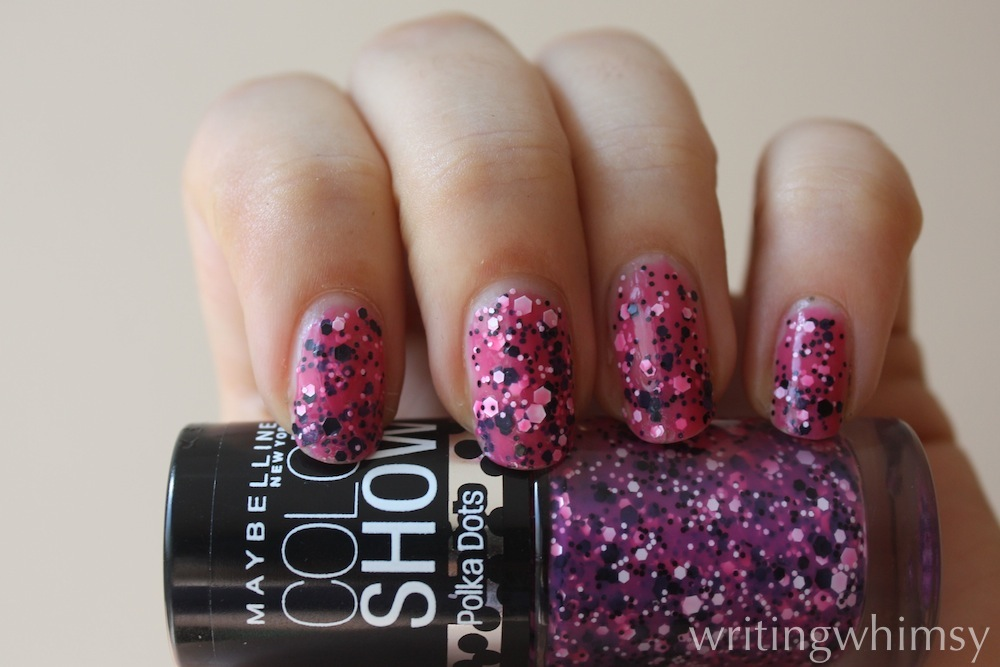 maybelline color show pretty in polka 2