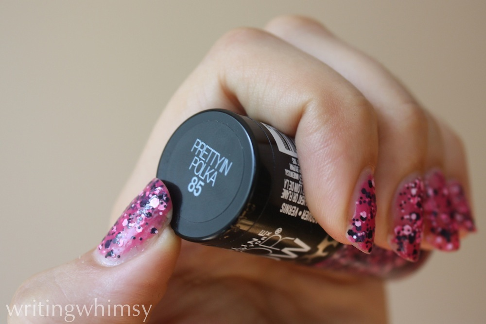 maybelline color show pretty in polka 4