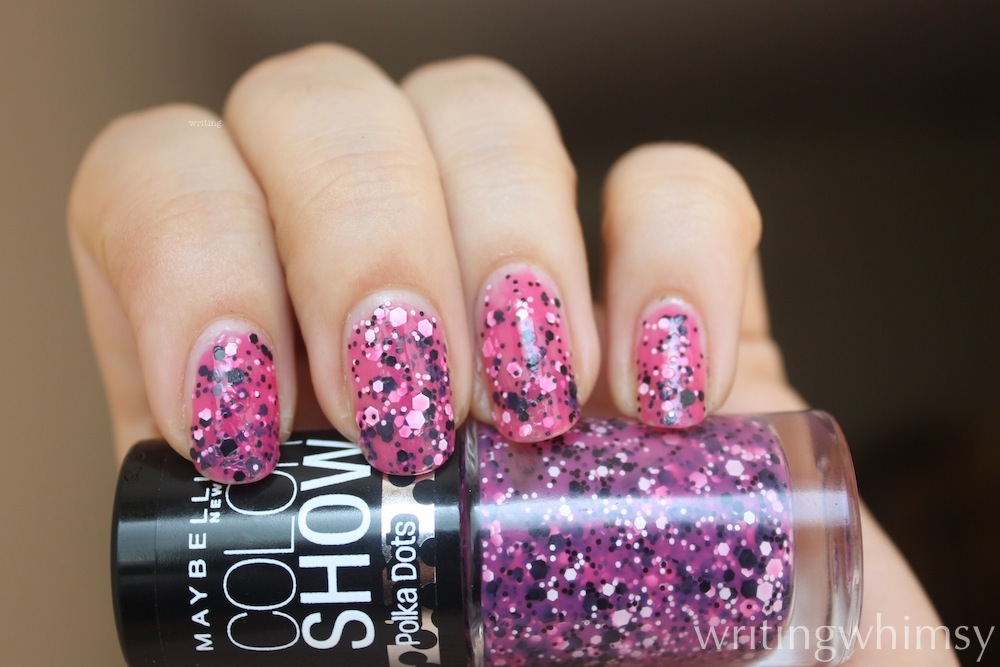 maybelline color show pretty in polka 5
