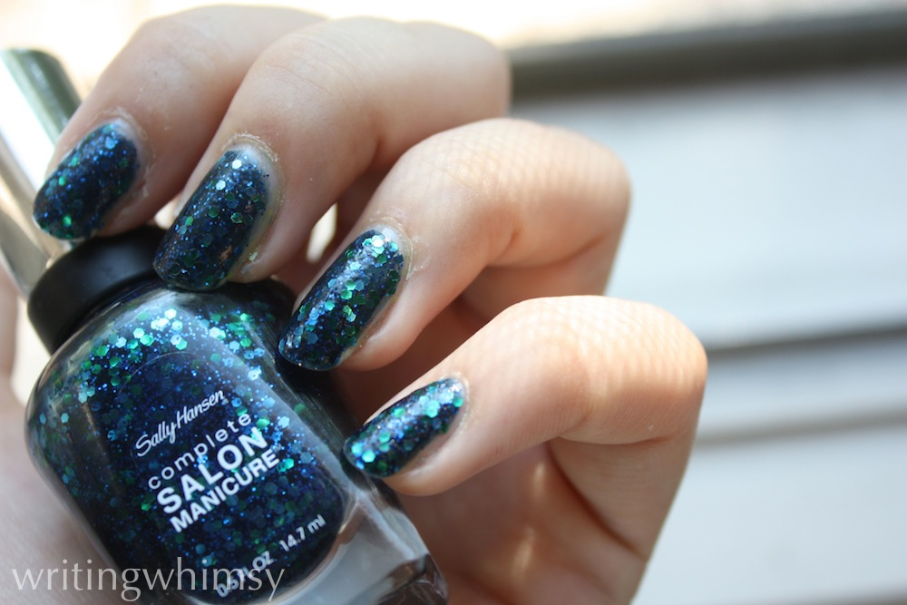 sally hansen mermaid's tale 2