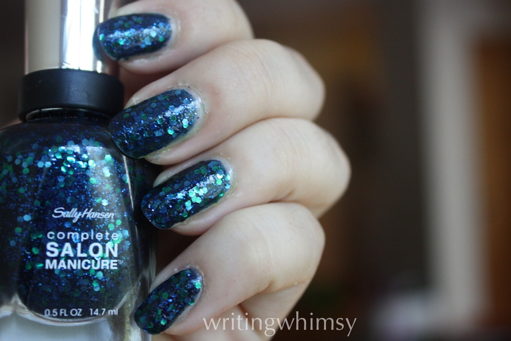sally hansen mermaid's tale 4
