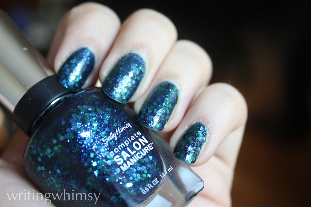 sally hansen mermaid's tale 5