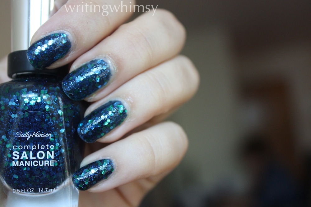 sally hansen mermaid's tale