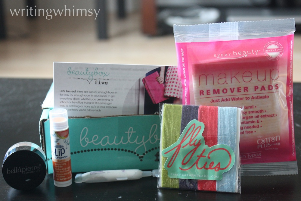 beauty box 5 september 3