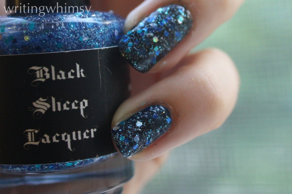 black sheep lacquer vision in blue 5
