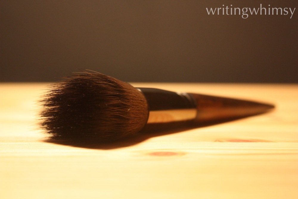 Make Up For Ever 122 Blending Powder Brush 3