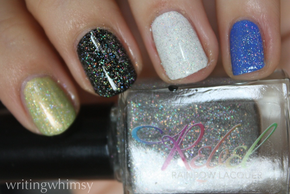 Rebel Rainbow Lacquer Fascinating Me 4