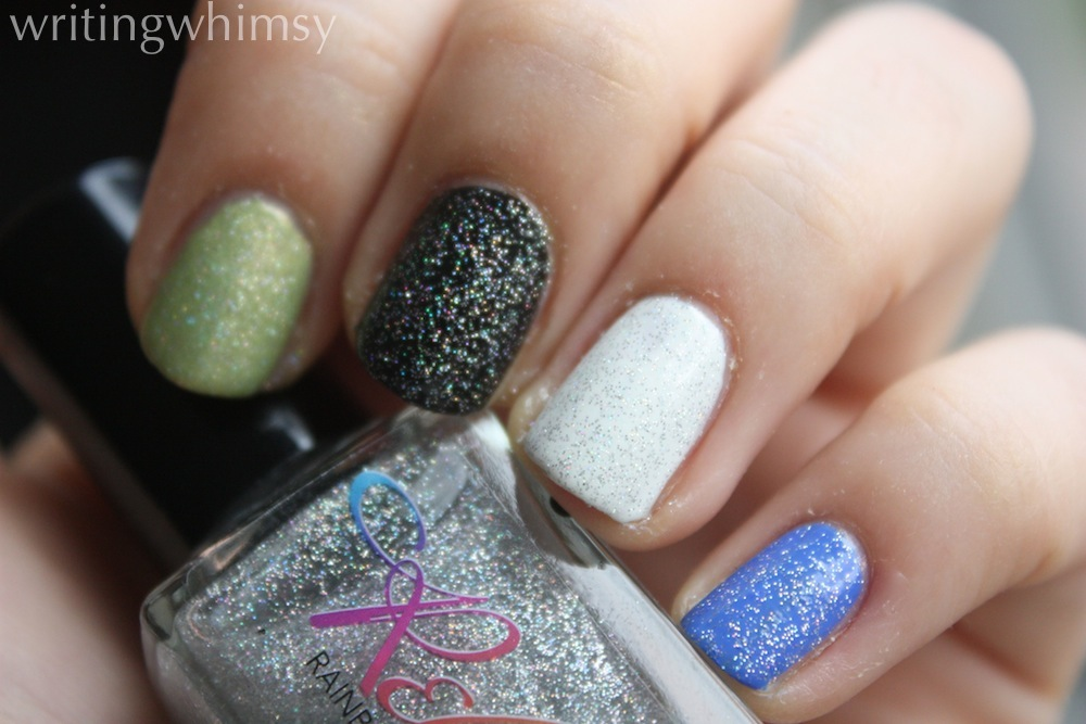 Rebel Rainbow Lacquer Fascinating Me 7