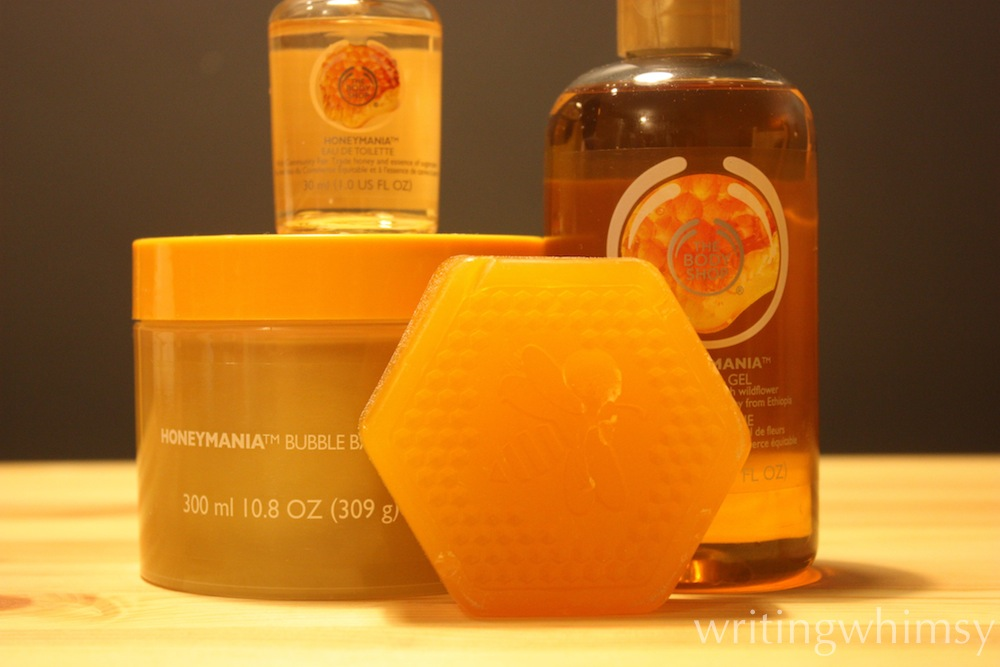 The Body Shop Honeymania 2