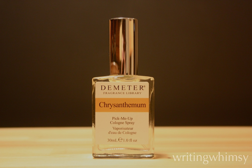 demeter fragrance chrysanthemum 1