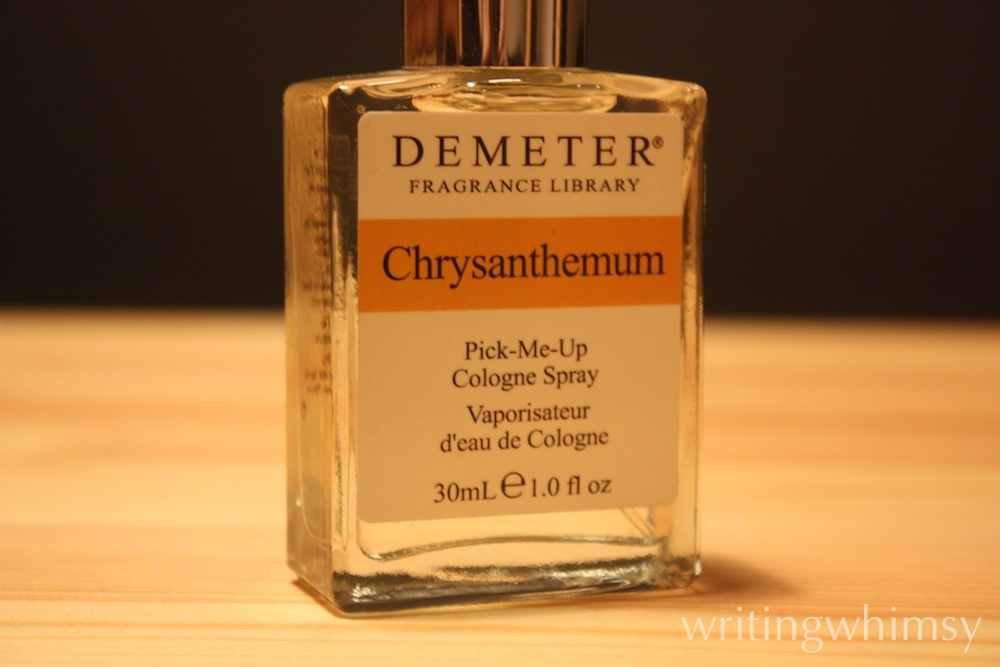 demeter fragrance chrysanthemum 2