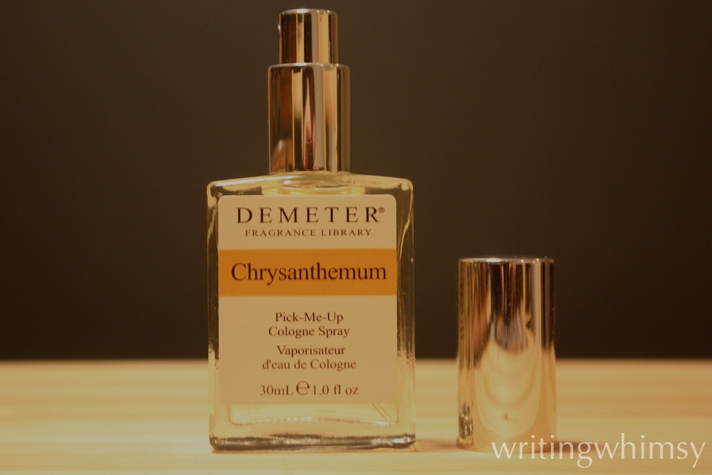 demeter fragrance chrysanthemum 3