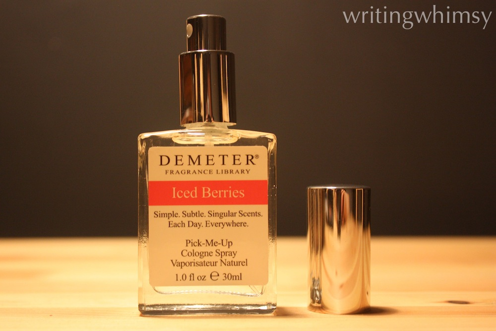 demeter fragrance iced berries 2