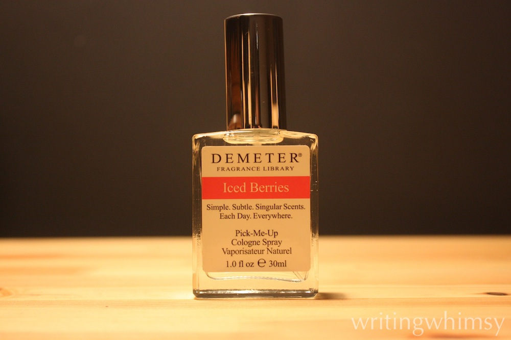 demeter fragrance iced berries 3