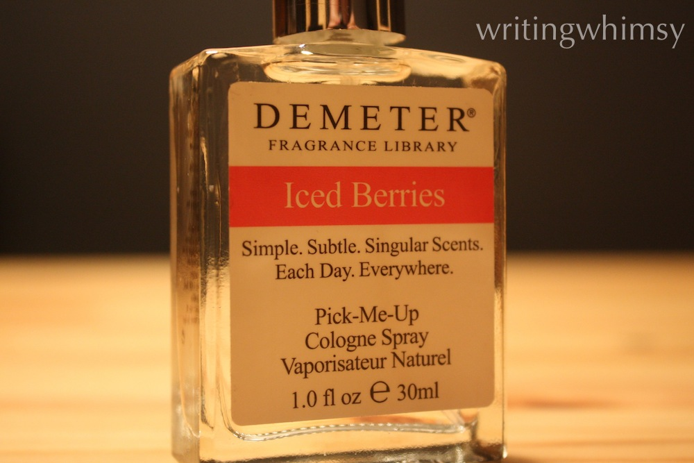 demeter fragrance iced berries